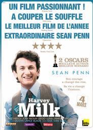 Harvey Milk   Van Sant, Gus (1952-....). Metteur en scène ou réalisateur