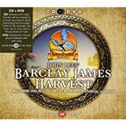 Live in concert at Metropolis Studios, London, 2010   Barclay James Harvest. Chanteur