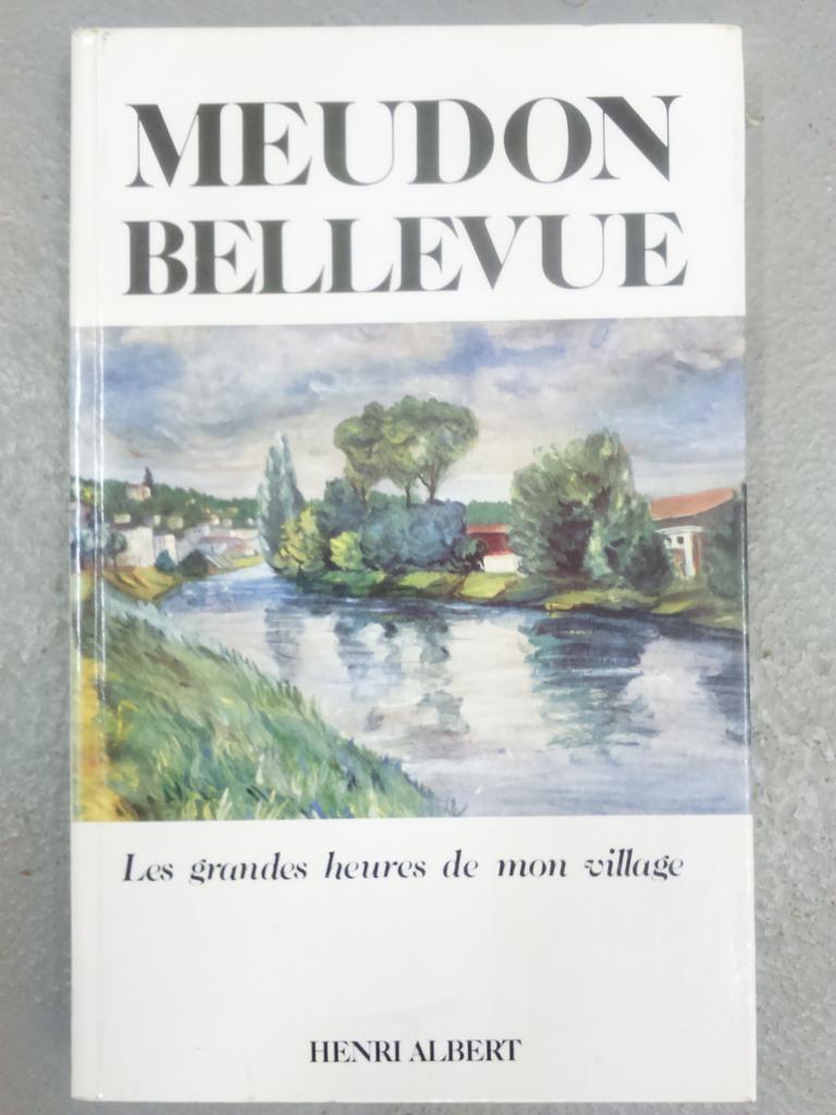 Meudon, Bellevue : les grandes heures de mon village |