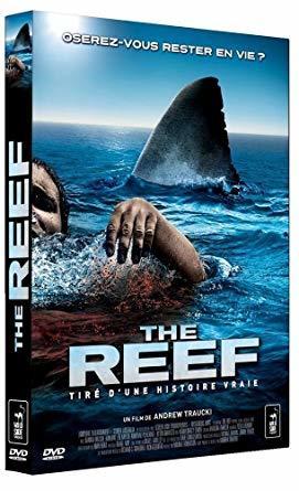 The reef | Traucki, Andrew. Acteur