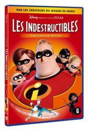 Les indestructibles | Bird, Brad (1957-....). Metteur en scène ou réalisateur