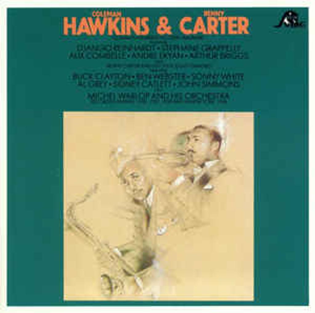 Coleman Hawkins & Benny Carter / Saxophone ténor Coleman Hawkins   Hawkins, Coleman (1904-1969)