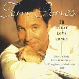 20 great love songs / Interprète Tom Jones | Jones, Tom (1940-....). Chanteur
