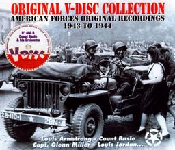 Original V-disc collection : american forces original recordings 1943 to 1944 |