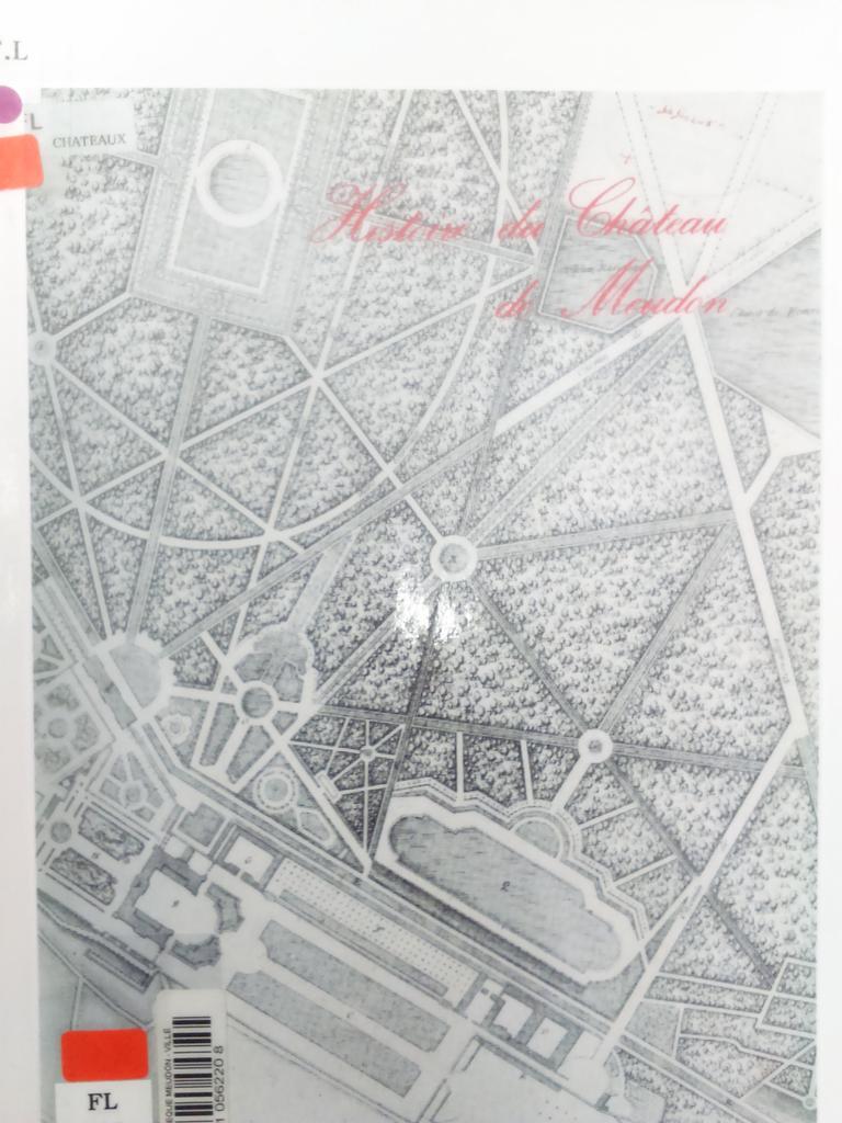 Histoire du chateau de Meudon |