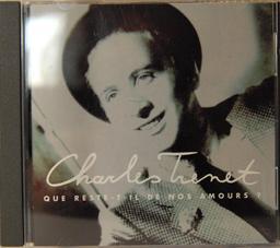 Le Fou chantant 1940-1945 : que reste-t-il de nos amours ? / auteur compositeur interprète Charles Trenet | Trenet, Charles (1913-2001). Auteur. Compositeur. Chanteur