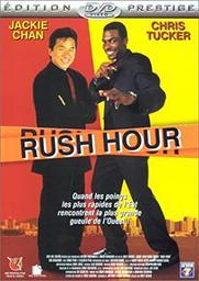 Rush Hour | Ratner, Brett (1969-....). Metteur en scène ou réalisateur