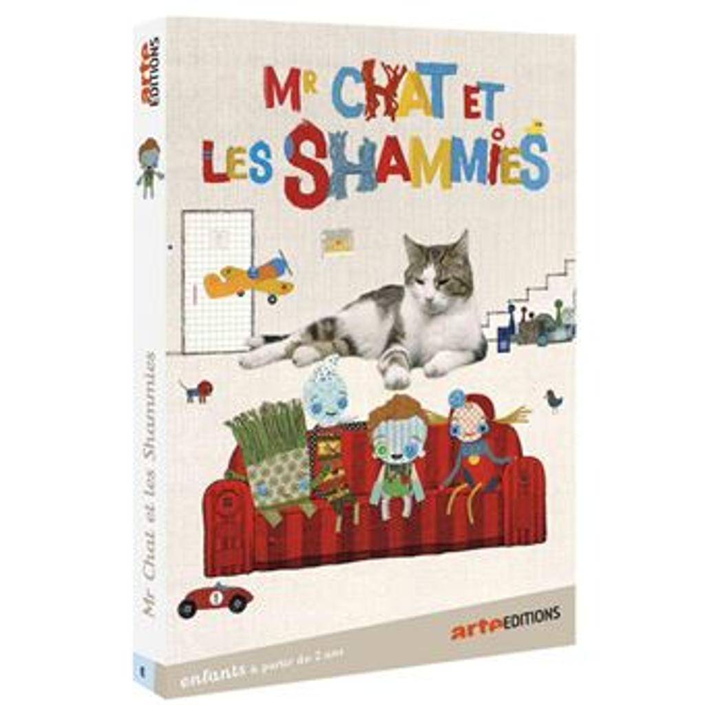 Mr Chat et les Shammies / Edmunds Jansons |