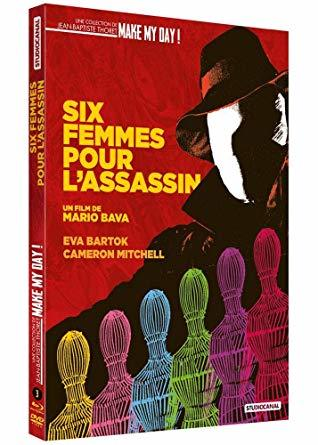 Six femmes pour l'assassin | Bava, Mario. Metteur en scène ou réalisateur
