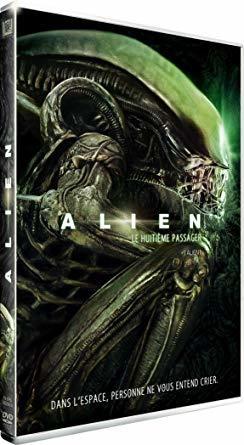Alien : le 8ème passager / réalisateur Ridley Scott   Scott, Ridley (1939-....). Metteur en scène ou réalisateur