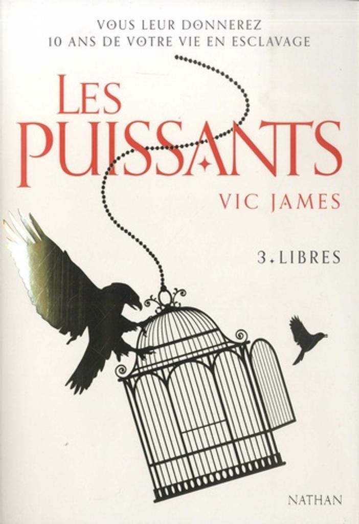 Libres / Vic James  
