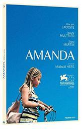 Amanda | Hers, Mikhaël (1975-....). Metteur en scène ou réalisateur. Scénariste