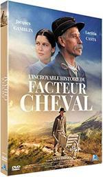 L'incroyable histoire du facteur Cheval   Tavernier, Nils (1965-....). Metteur en scène ou réalisateur. Scénariste