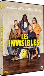 Les invisibles | Petit, Louis-Julien (1983-....). Metteur en scène ou réalisateur. Scénariste