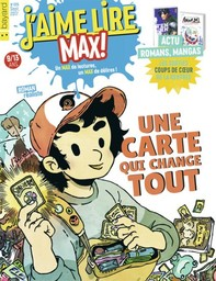 J'aime lire max ! |