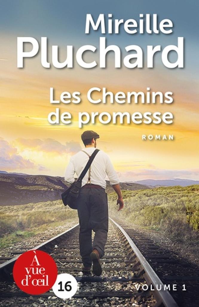 Les chemins de promesse : partie 2 / Mireille Pluchard |