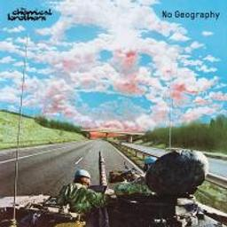 No geography / The Chemical Brothers, ens. instr.   The Chemical brothers. Interprète