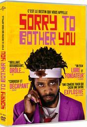 Sorry to bother you | Riley, Boots. Metteur en scène ou réalisateur. Scénariste