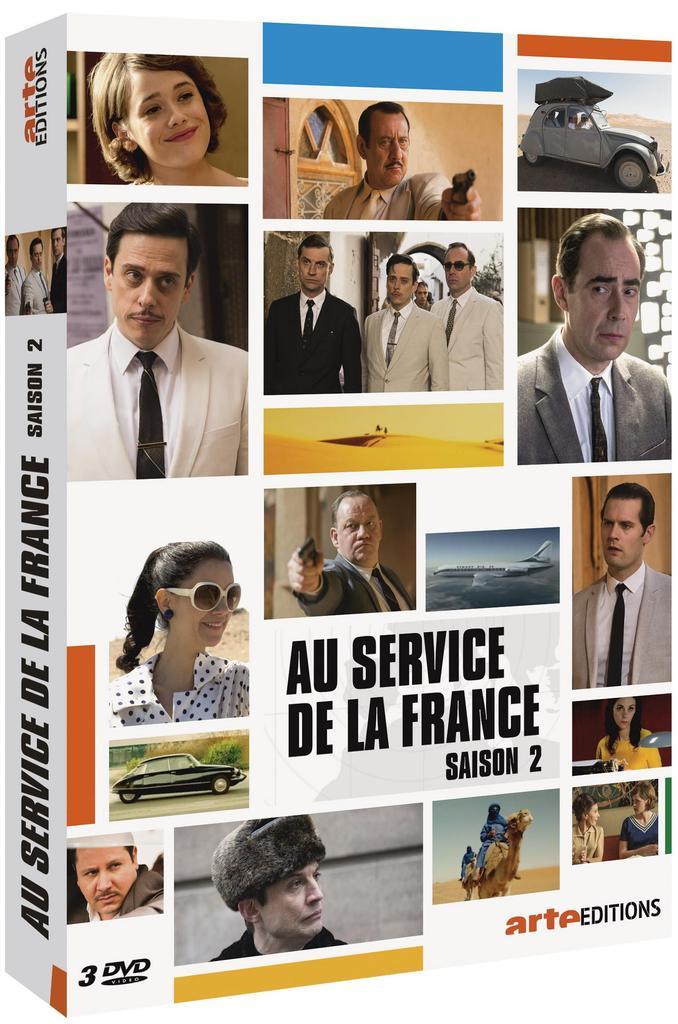Au service de la France : saison 2  