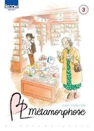 BL métamorphose. 3 / Kaori Tsurutani   Tsurutani, Kaori (1982-....). Illustrateur. Scénariste