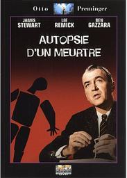 Autopsie d'un meurtre / réalisateur Otto Preminger | Preminger, Otto (1906-1986). Metteur en scène ou réalisateur