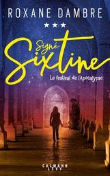 Le festival de l'apocalypse / Roxane Dambre | Dambre, Roxane (1987-....). Auteur
