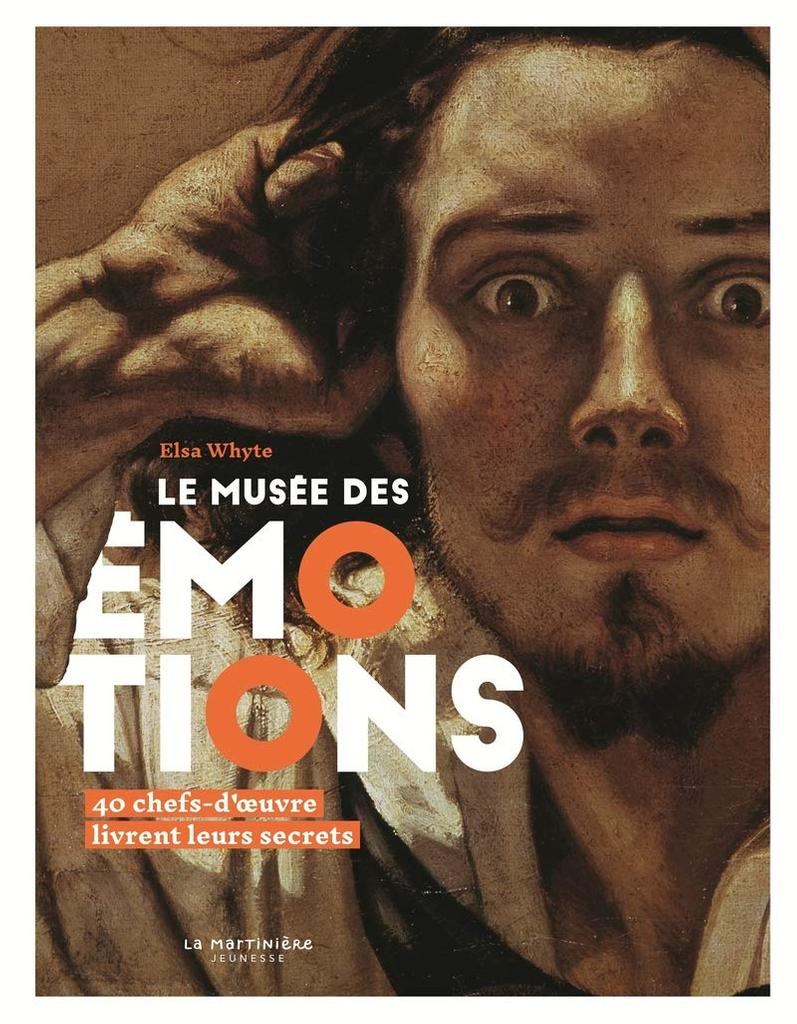 Le musée des émotions : 40 chefs-d'œuvre livrent leurs secrets / Elsa Whyte  