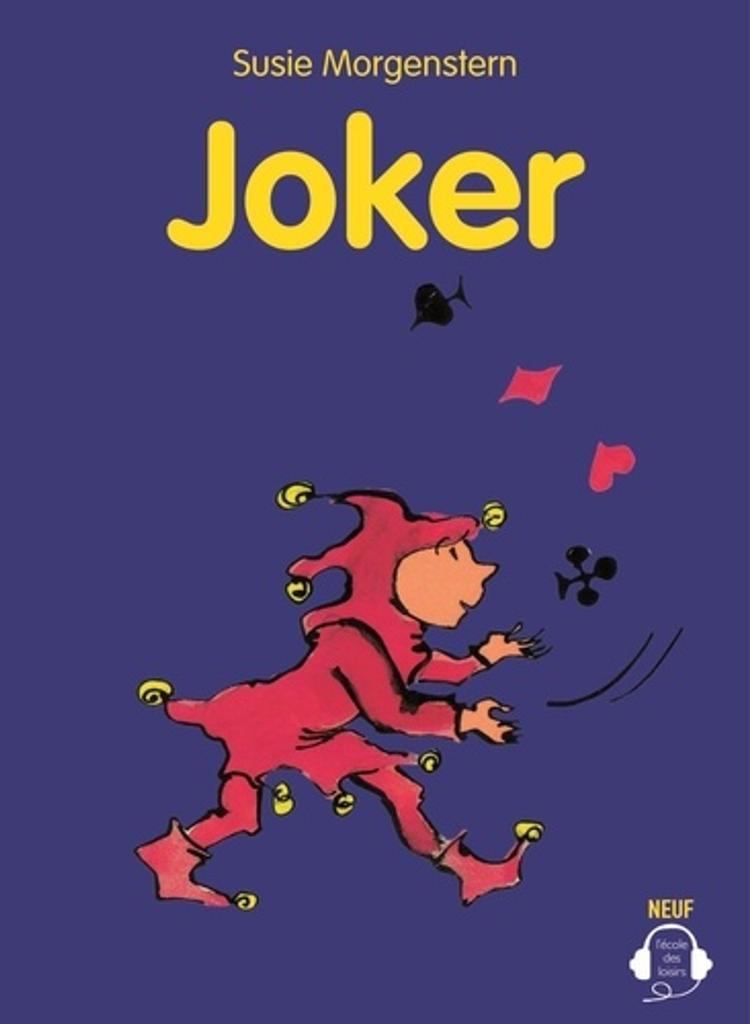 Joker / Susie Morgenstern  