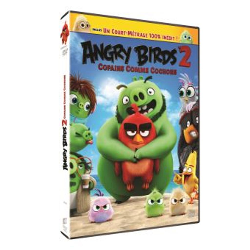 Angry Birds 2 |