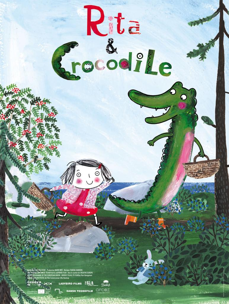 Rita & Crocodile : une amitié entre aventuriers ! |