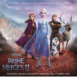 La reine des neiges II : bande originale du film   Anderson-Lopez, Kristen. Compositeur. Comp. & par.