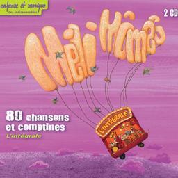 L' intégrale : 80 chansons et comptines / Méli-Mômes   Méli-Mômes. Ensemble instrumental. Ensemble vocal