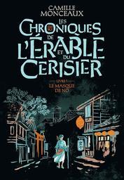 Le masque de nô : livre I / Camille Monceaux   Monceaux, Camille (1991-....). Auteur