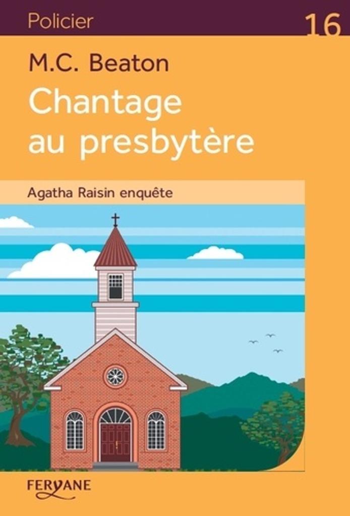 Chantage au presbytère / M. C. Beaton |