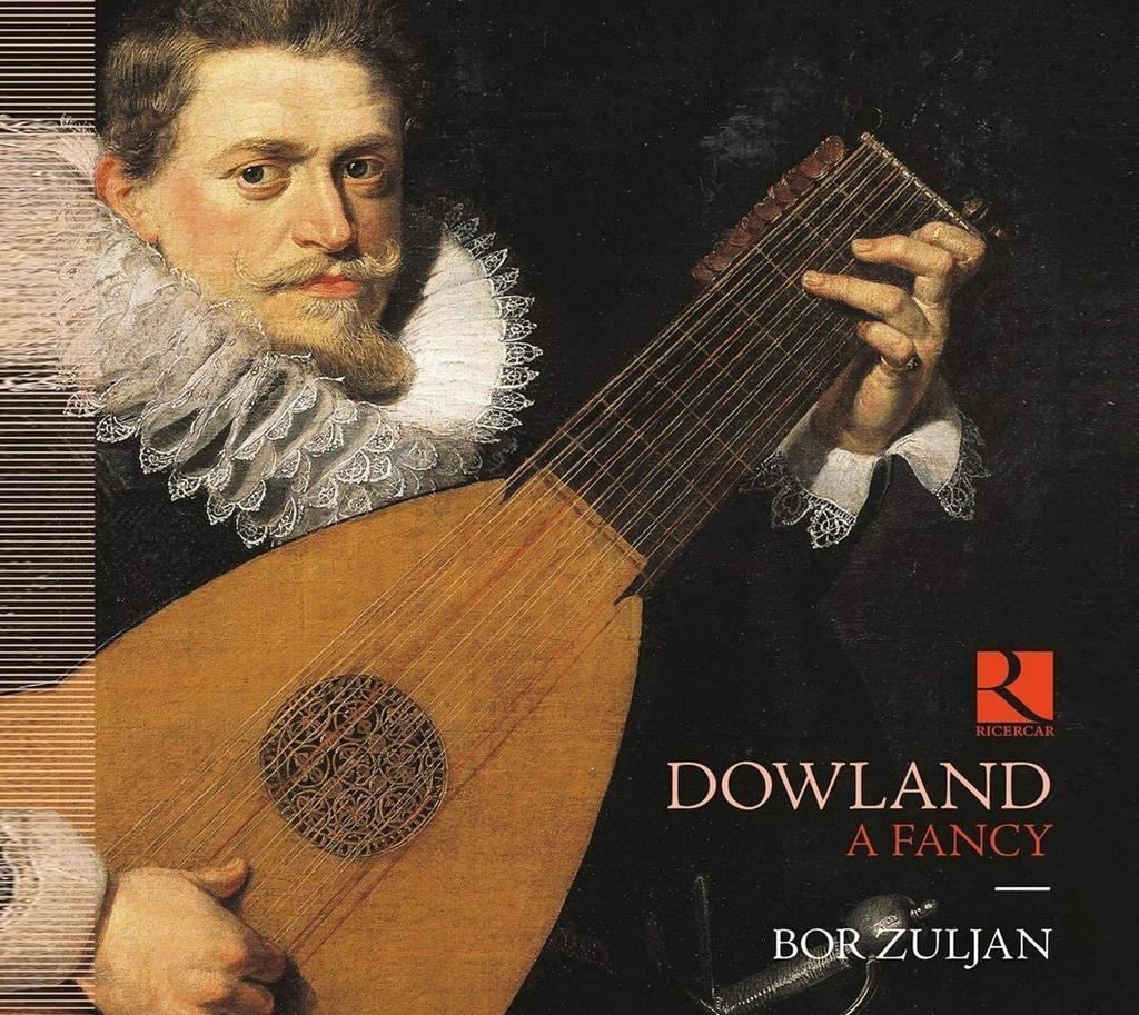 A fancy / John Dowland | Dowland, John (1563?-1626). Compositeur