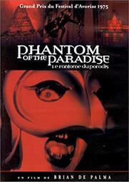 Phantom of the paradise  | De Palma, Brian (1940-....). Metteur en scène ou réalisateur