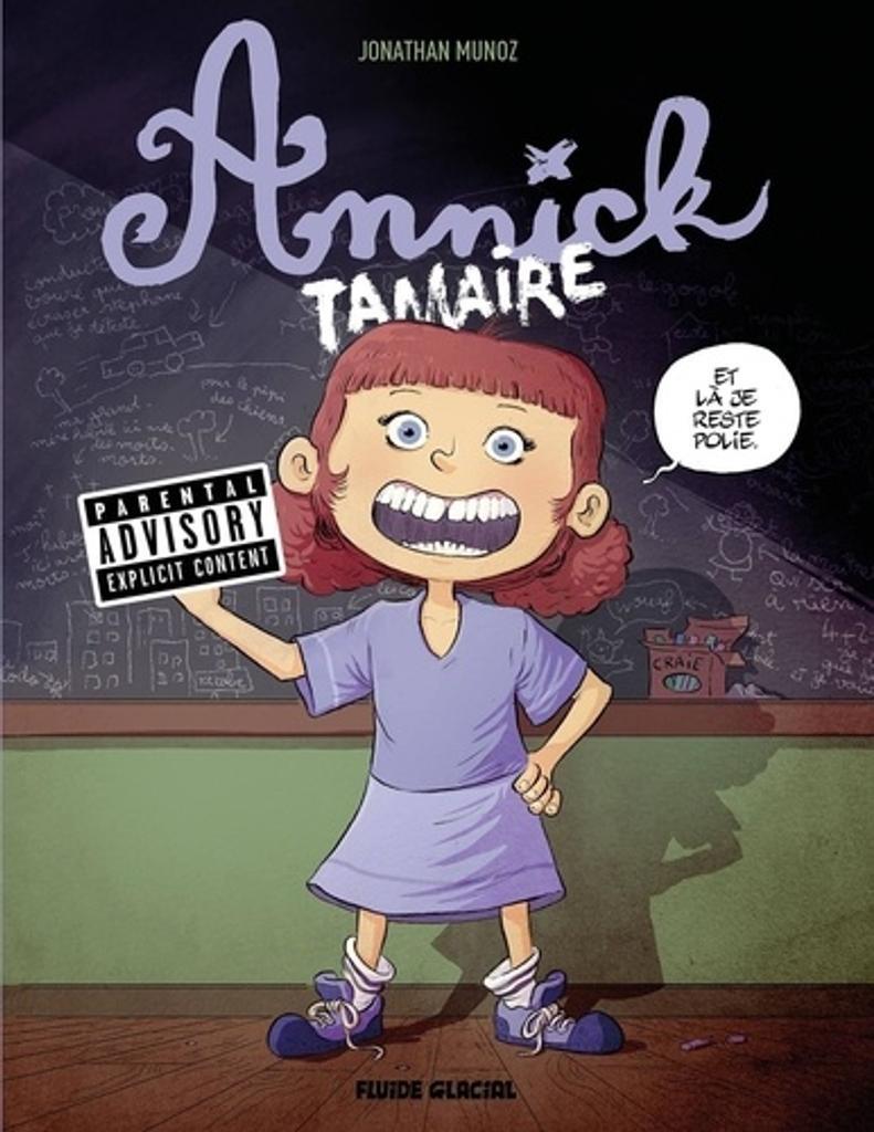 Annick Tamaire / Jonathan Munoz |