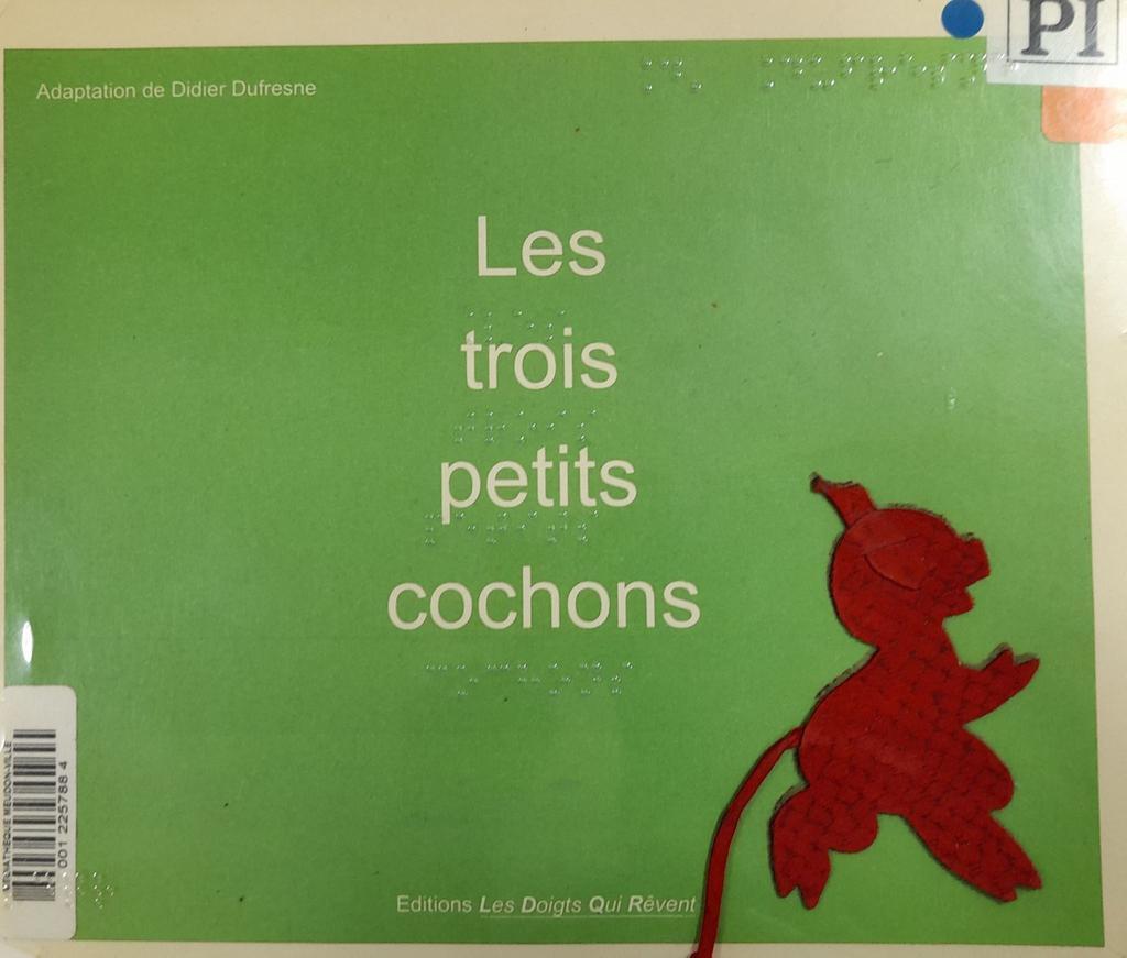 Les trois petits cochons / Philippe Claudet |