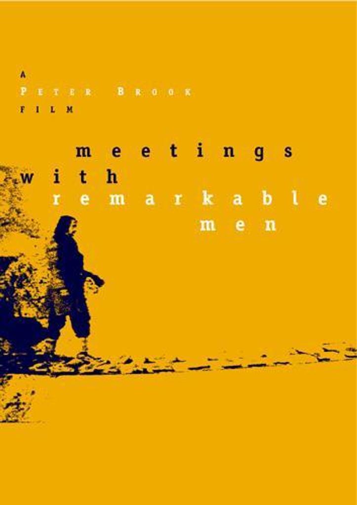 dvd rencontre avec des hommes remarquables