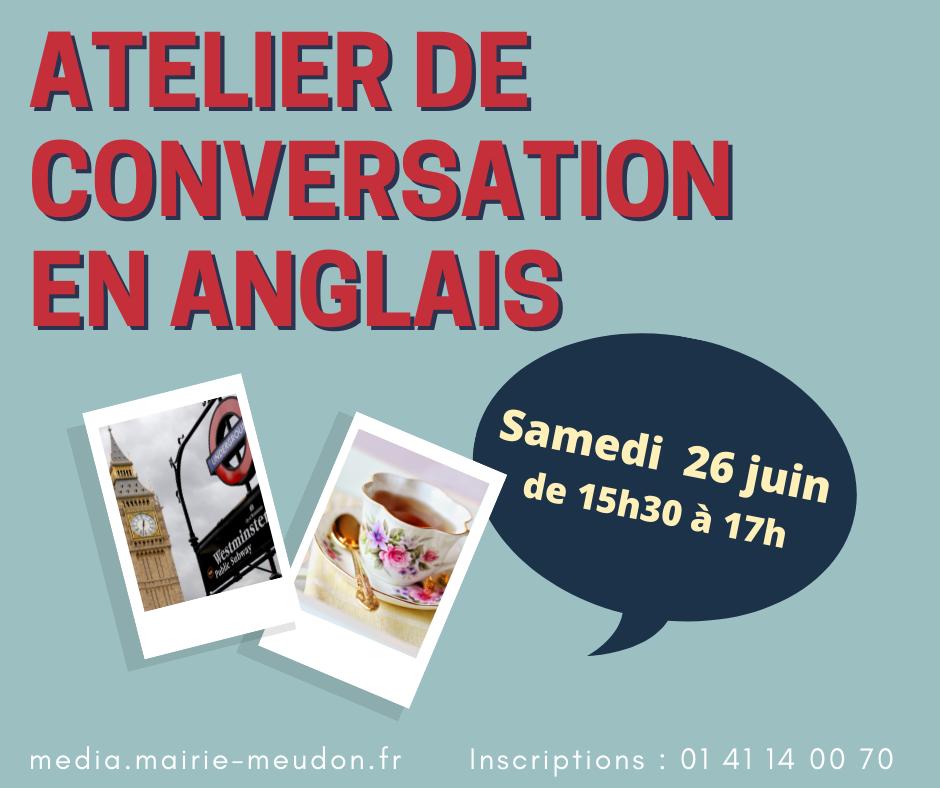 Savoirs à prendre : Conversation en anglais |