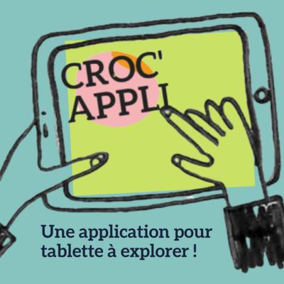 Croc'appli |